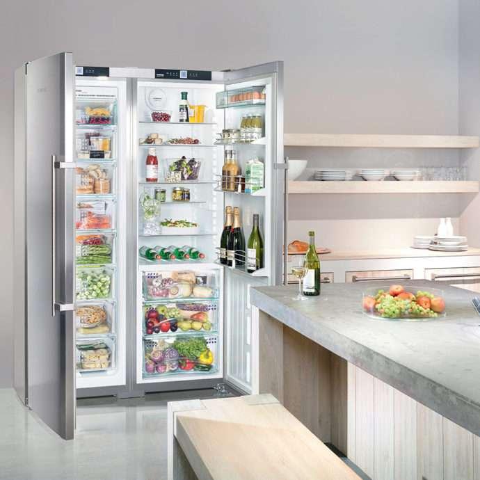 Лучшие холодильники side-by-side 2020: рейтинг 5 лучших моделей