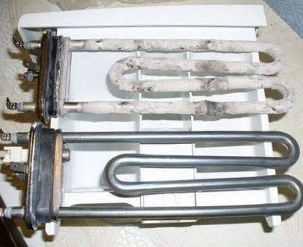 Замена тэна в стиральной машине: пошаговая инструкция, советы