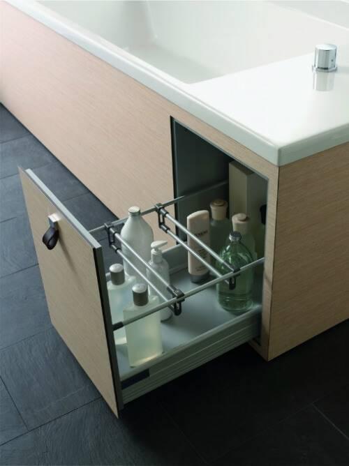 Как сделать защитный экран под ванну своими руками
