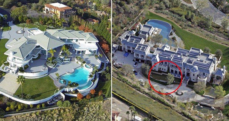 Дома 10 самых богатых людей в мире: фото, как живут