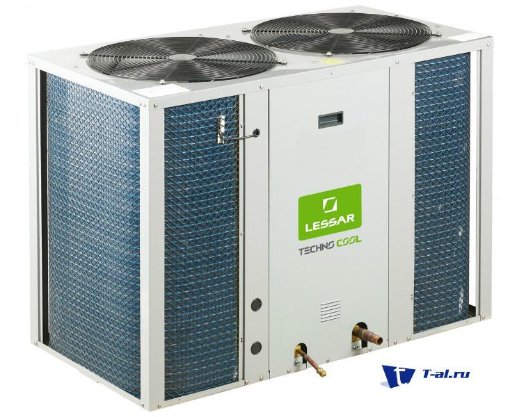 Агрегат компрессорно-конденсаторный: технические характеристики