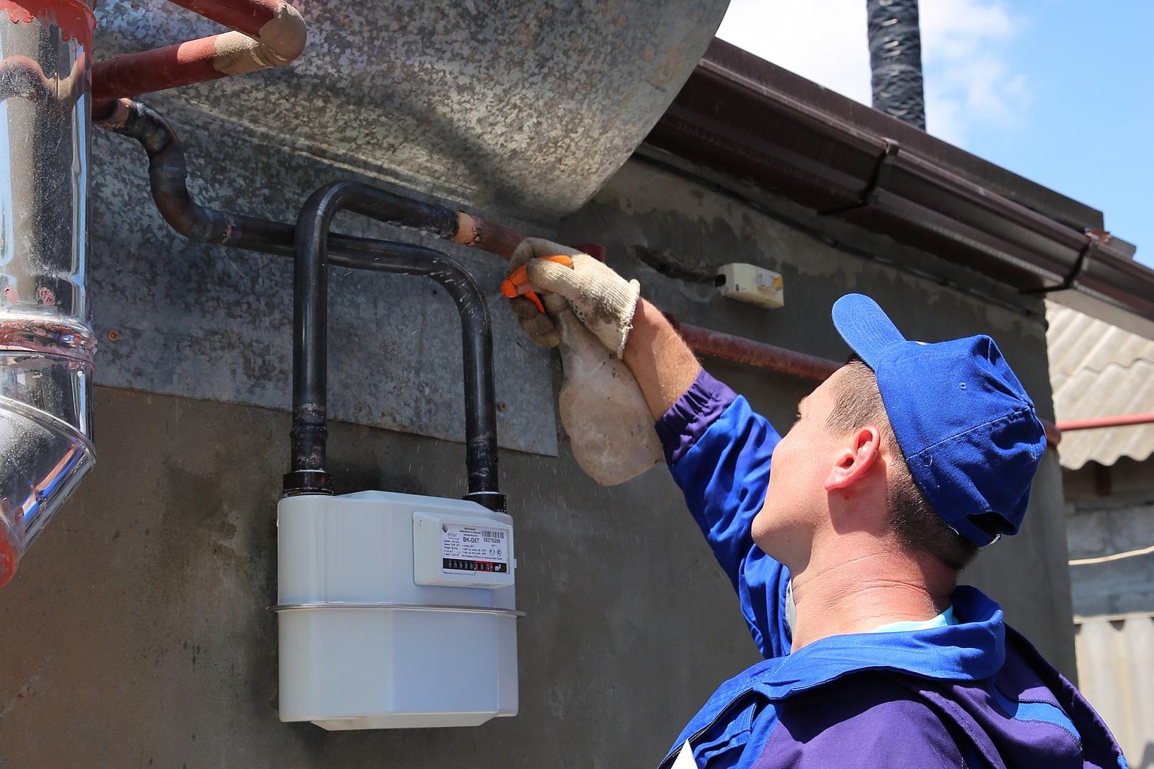 Замена счетчика газа: сроки, порядок и правила замены газового расходомера