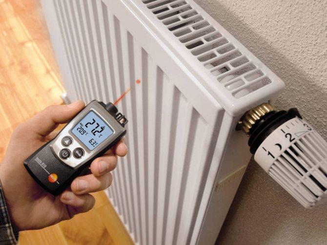 Батареи ледяные, должно ли быть так? каковы нормы температуры отопления в квартире