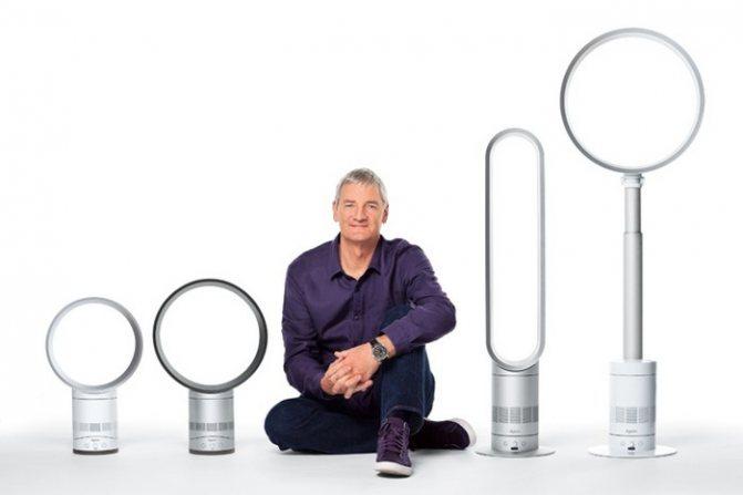 Безлопастные вентиляторы: устройство и принцип действия