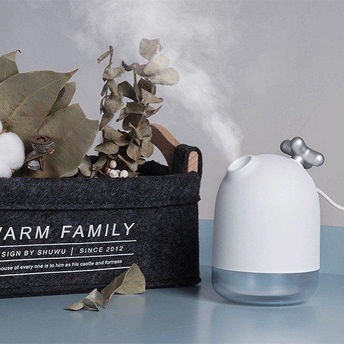 Как почистить увлажнитель воздуха в домашних условиях?