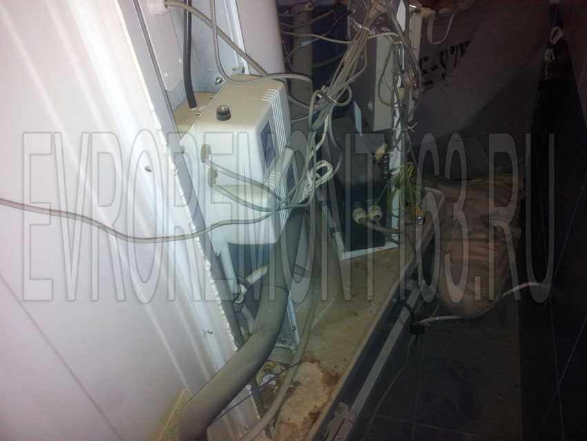 Что понадобится для монтажа парогенератора для душевой кабины