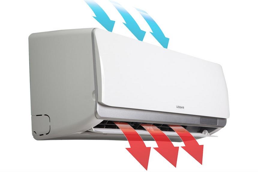 Как включить кондиционер на тепло: инструкция, можно ли переключать зимой