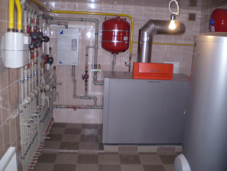 Котельная в частном доме для газового котла: нормы проектирования для бойлерной
