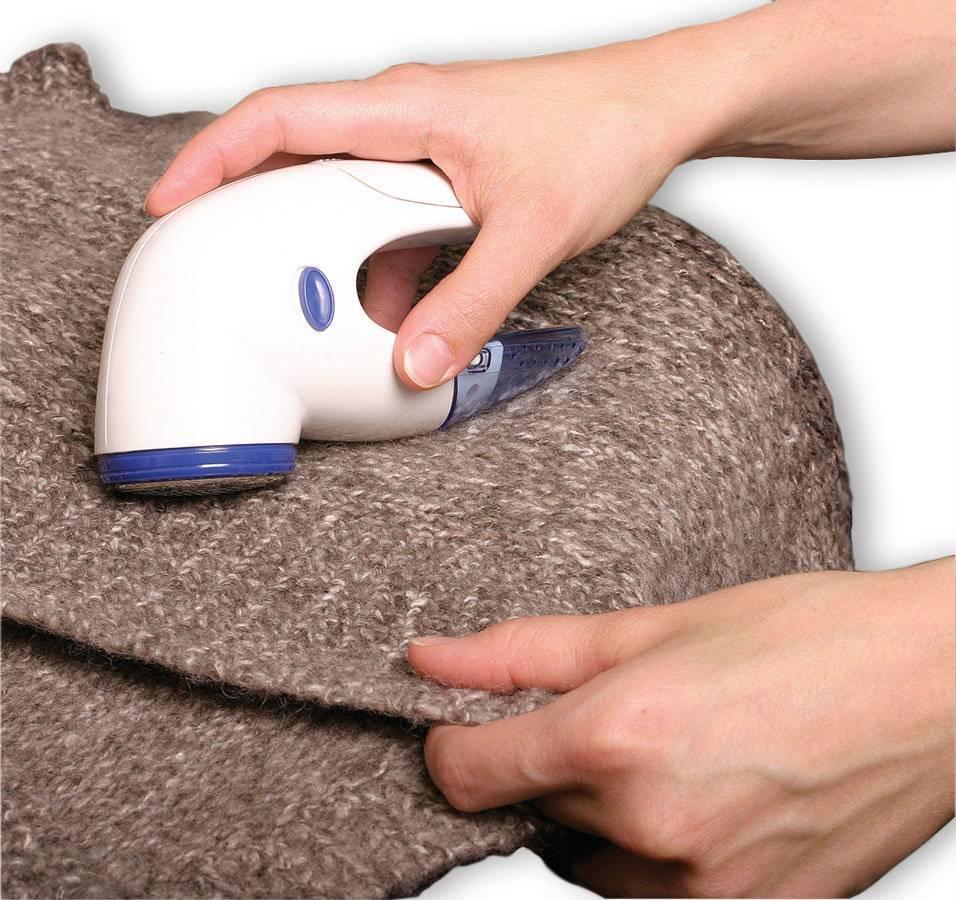 Как убрать катышки с одежды в домашних условиях быстро: 12 эффективных способов