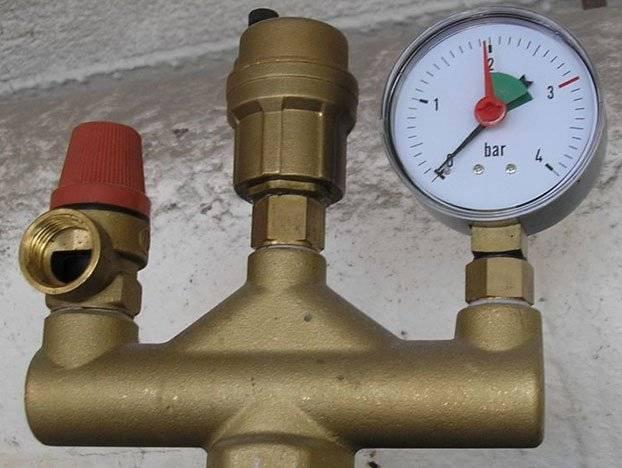 Рабочее давление в системе отопления — проверка нормы, отчего возникают перепады и как с ними бороться
