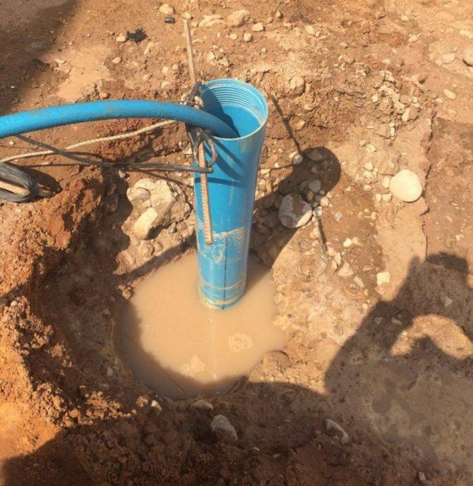 Скважина на воду своими руками ручным и ударно-канатным способом