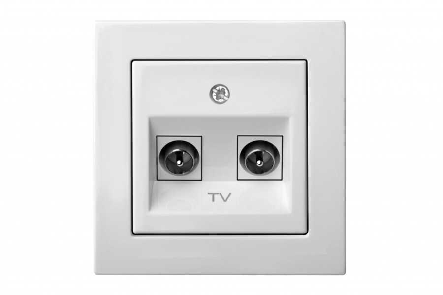 Высота розеток для телевизора на стене: почему важно правильное расположение розеток, какие розетки нужны для телевизора.