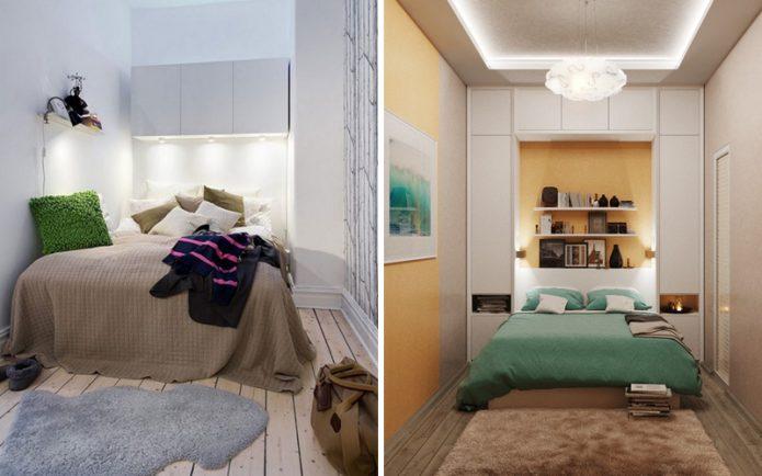 Как зрительно увеличить комнату - фото примеров