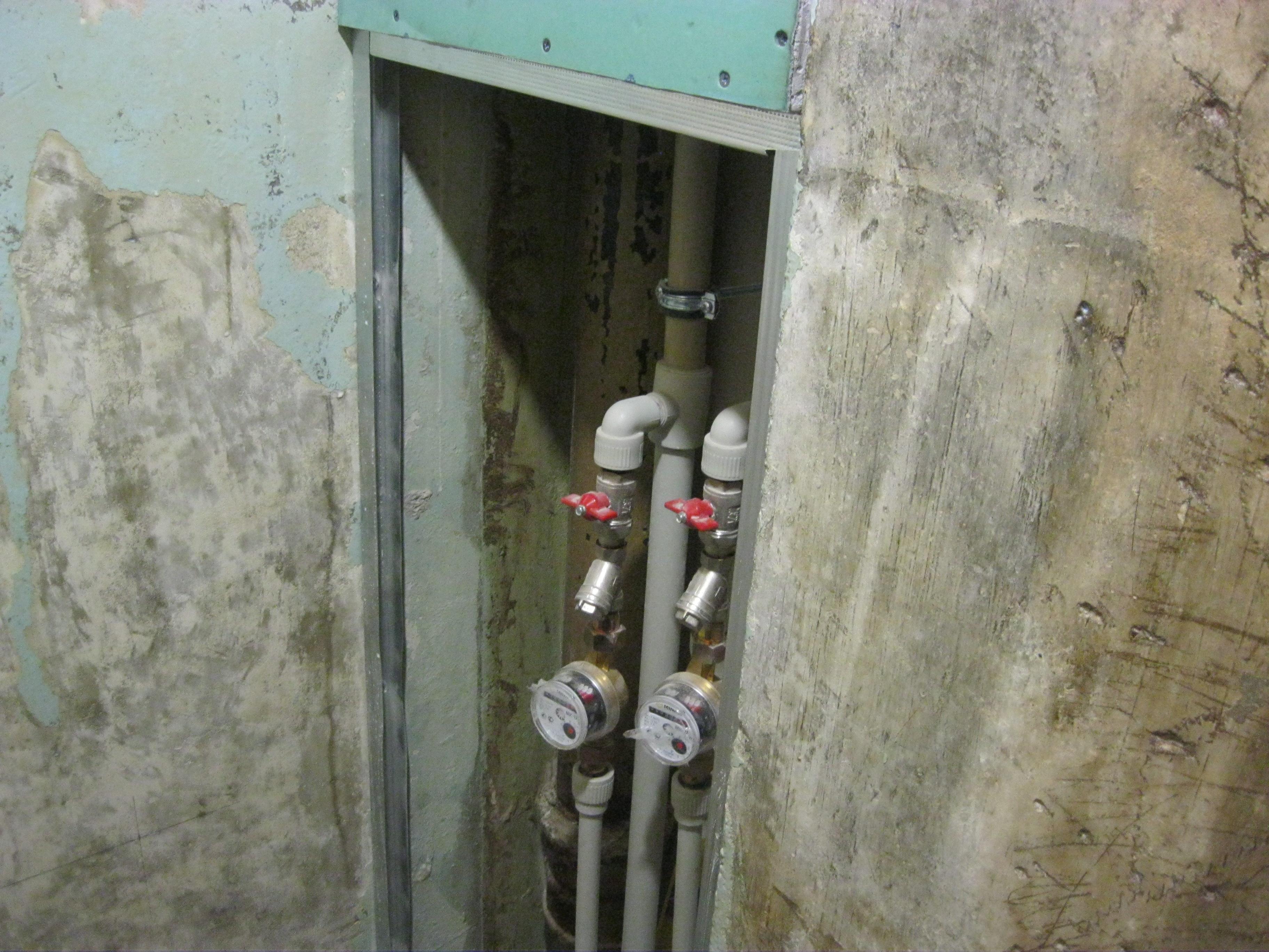 Ремонт стояков в многоквартирном доме за чей счет