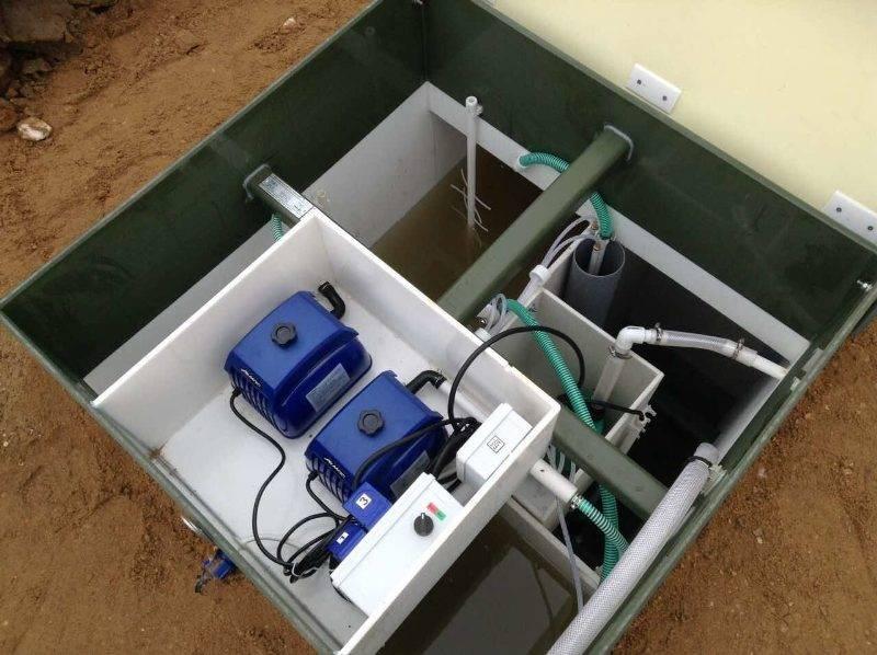 Консервация септика топас (топаз) на зиму. зимнее обслуживание септика.