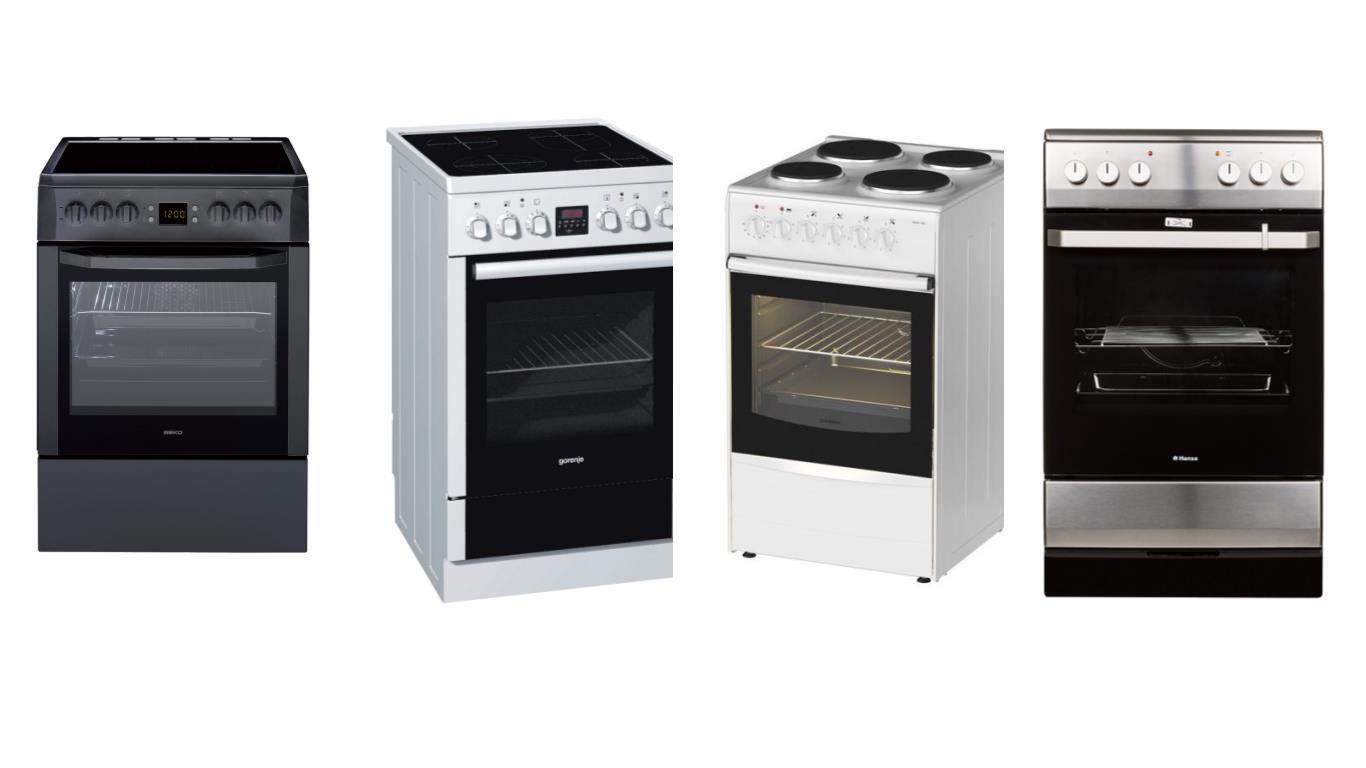 Как выбрать газовую плиту с электрической духовкой: полезная инструкция для покупателей