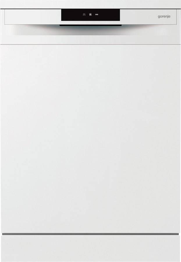Отдельностоящая посудомоечная машина gs62010s - gorenje