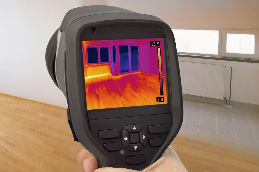 Применение и использование тепловизора