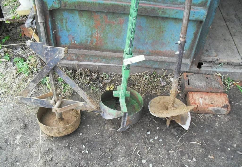 Самодельный ручной бур для бурения скважины: инструкция умельцев