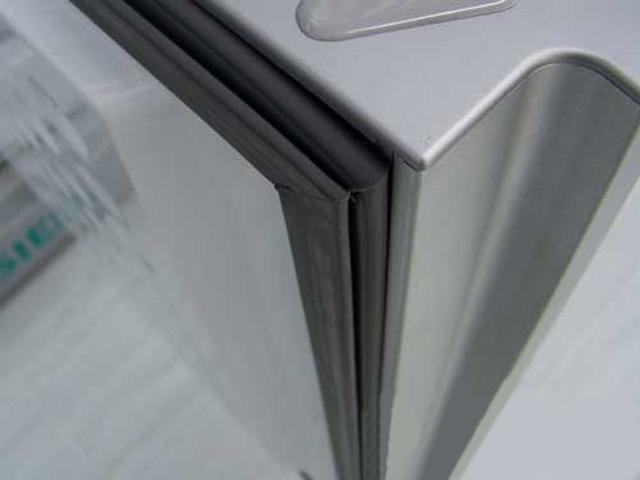 Уплотнитель для холодильника: замена уплотнительной резинки, варианты монтажа