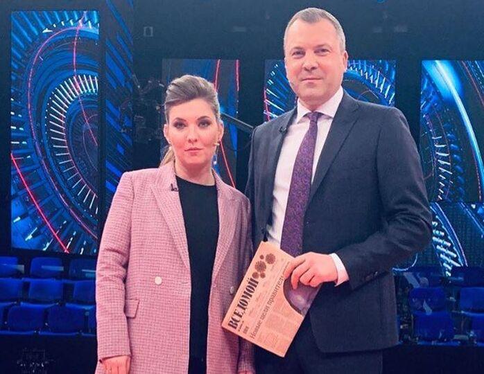 Муж ольги скабеевой – журналист евгений попов: личная жизнь и дети ведущих 60 минут