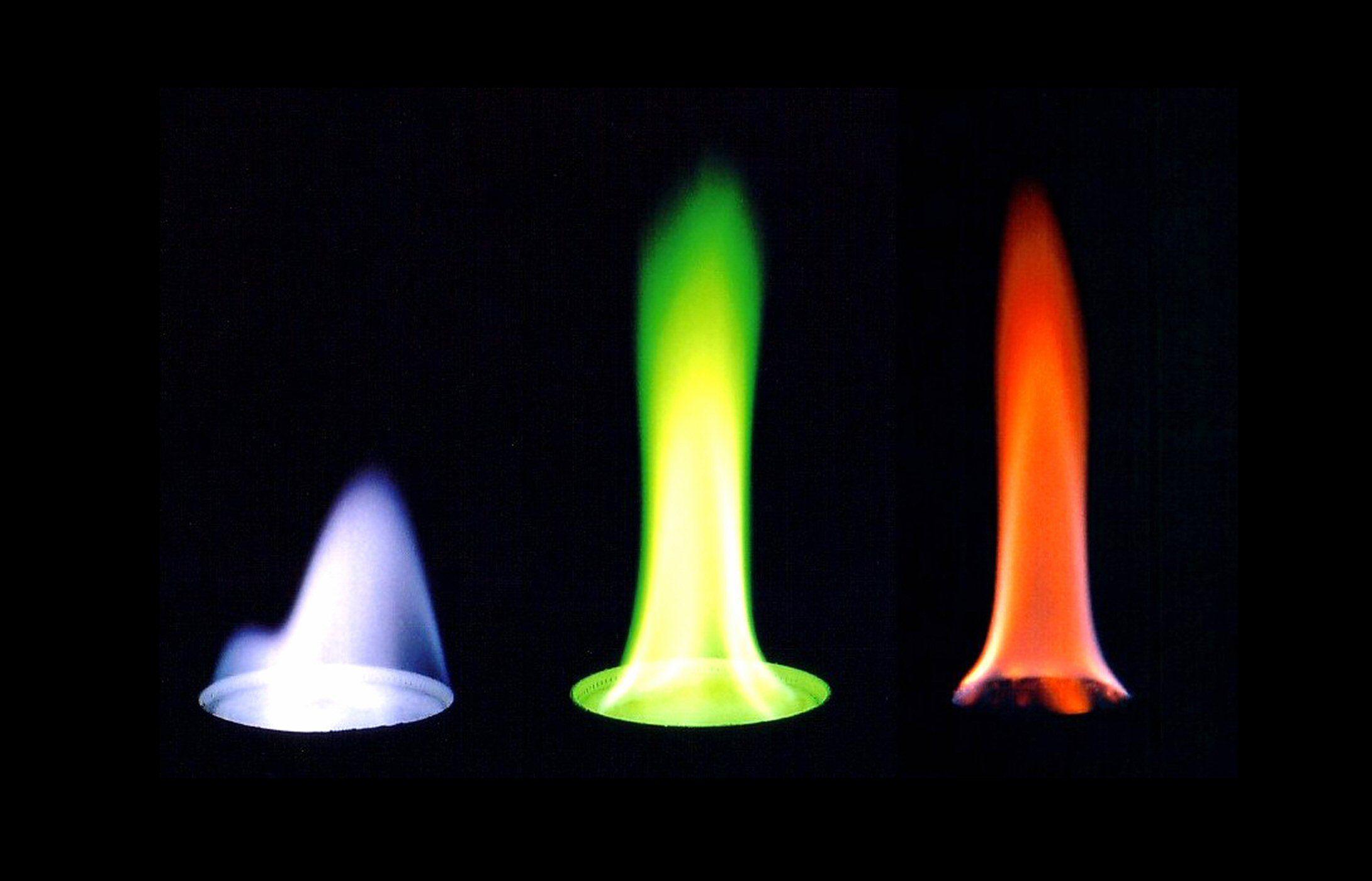 Почему газ горит красным пламенем на плите: факторы влияющие на цвет пламени