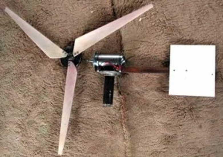 Как сделать ветрогенератор ? на 220в своими руками — самодельный ветряк