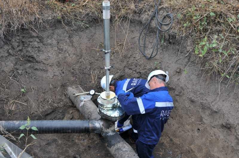 Врезка в газопровод под давлением: технологии и способы без отключения газа | обозреватель социальных сетей