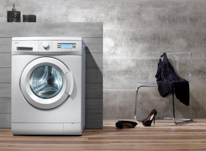 Выбираем стиральную машину под раковину