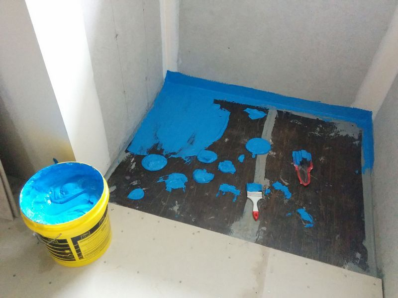 Гидроизоляция ванной комнаты своими руками: способы, материалы, этапы работ по гидроизоляции стен и пола | строительный блог вити петрова