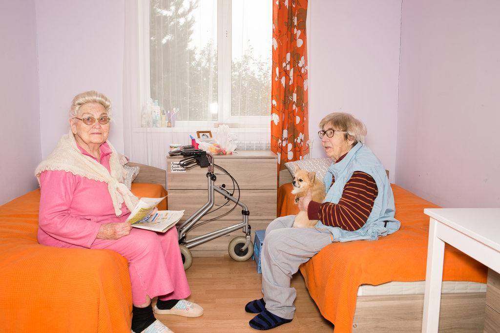 Что такое дом престарелых: частный и государственный, оформление