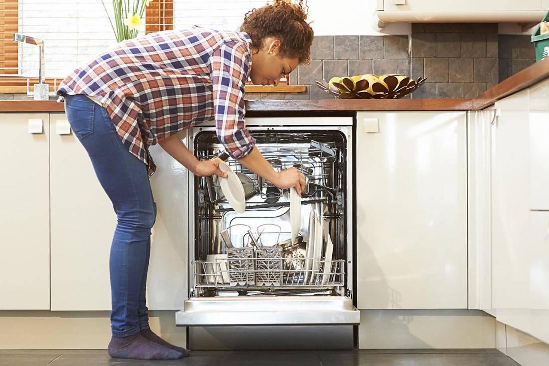 Как очистить посудомоечную машину от жира