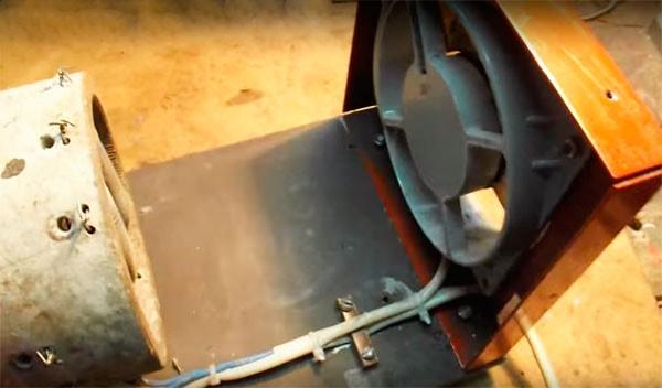 Как сделать обогреватель своими руками для гаража, дома и палатки - необходимые инструменты и пошаговая инструкция