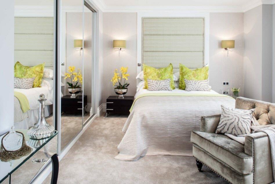 Как визуально расширить пространство в маленькой комнате | советы и рекомендации от специалистов