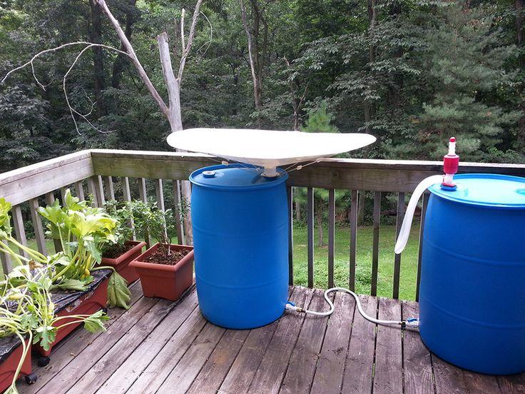 Как организовать сбор дождевой воды — эффективные методы и советы по выбору тары для накопления (90 фото + видео)