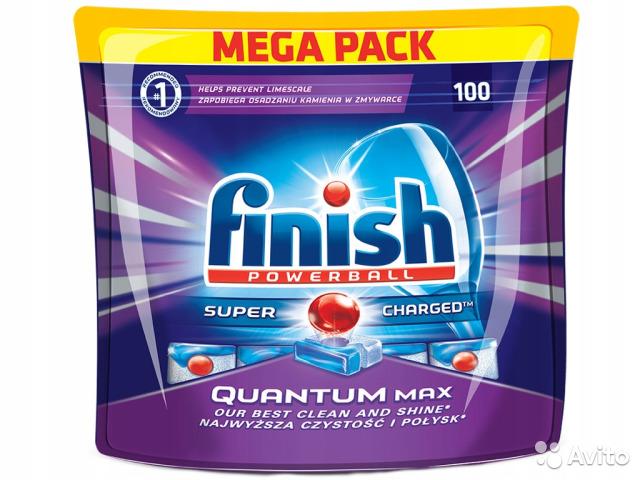 Обзор таблеток finish (финиш) для посудомоечной машины - точка j