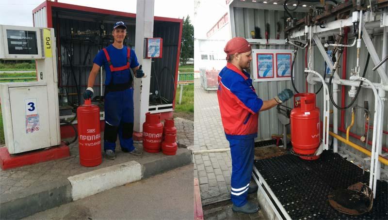 Инструкция по охране труда при хранении и эксплуатации газовых баллонов