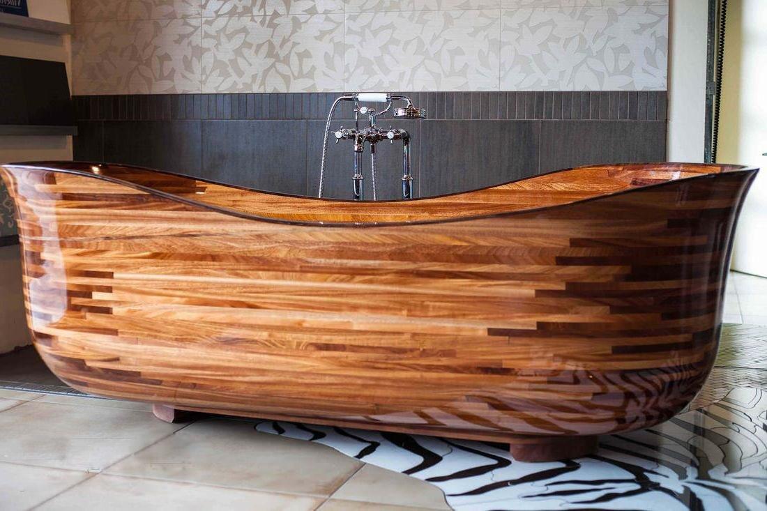 Раковина из дерева своими руками: инструкция и отзывы