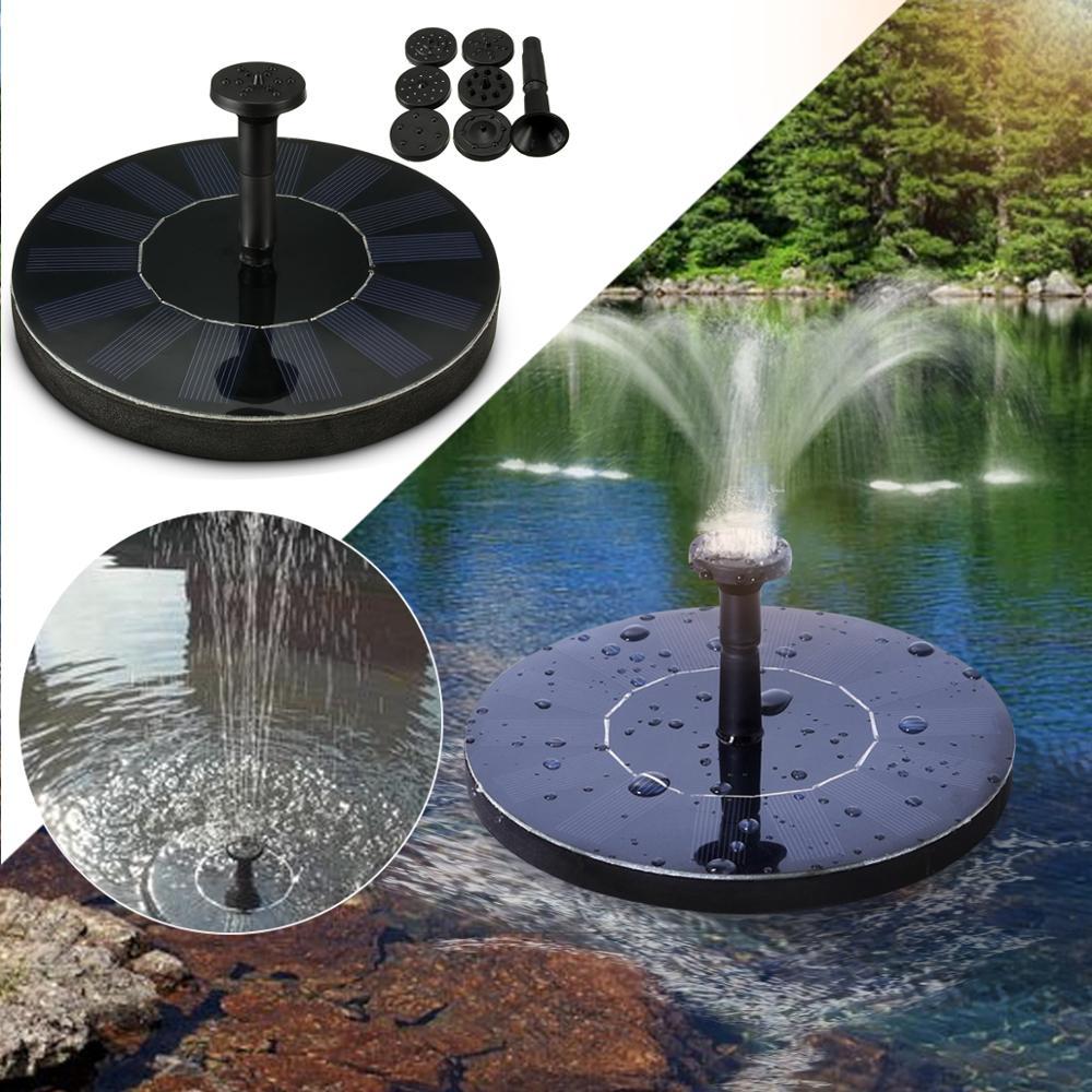Фонтанная помпа: назначение устройства и типы оборудования, насос для фонтана на дачу своими руками