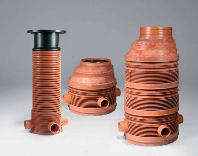 Пластиковые канализационные колодцы: особенности, преимущества и монтаж