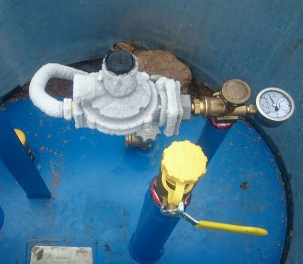 Назначение и устройство газового редуктора