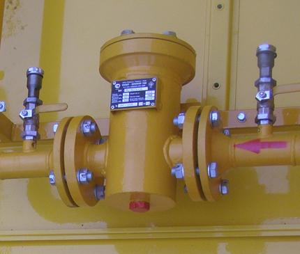 Газовые конденсатосборники на газопроводе: устройство, назначение, особенности установки и обслуживания