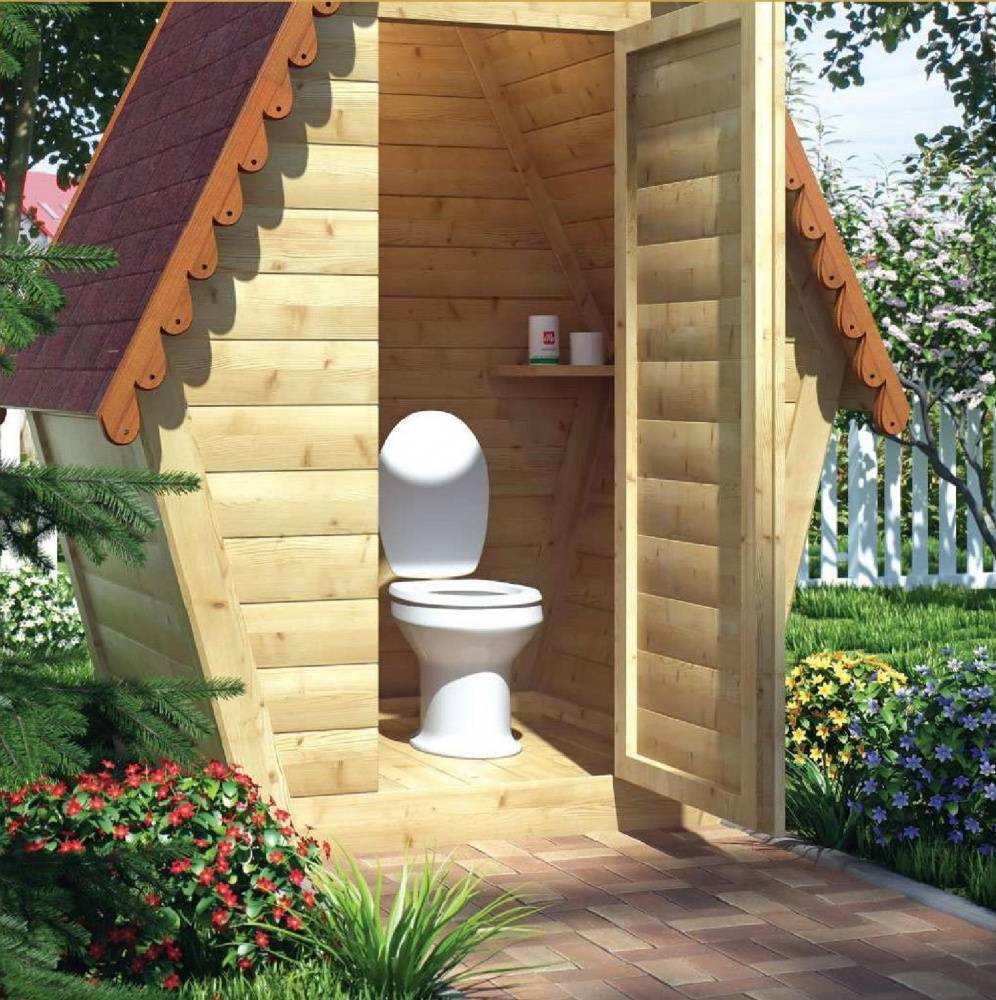 Дачный туалет без выгребной ямы как сделать дачный туалет без ямы, фото и видео подсказки