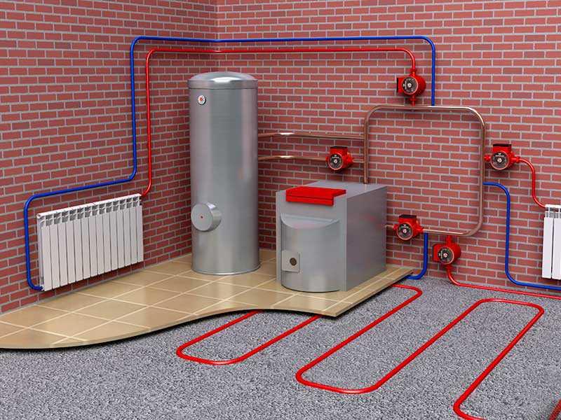 Автономное отопление в обычной квартире: как перестать зависеть от теплосетей