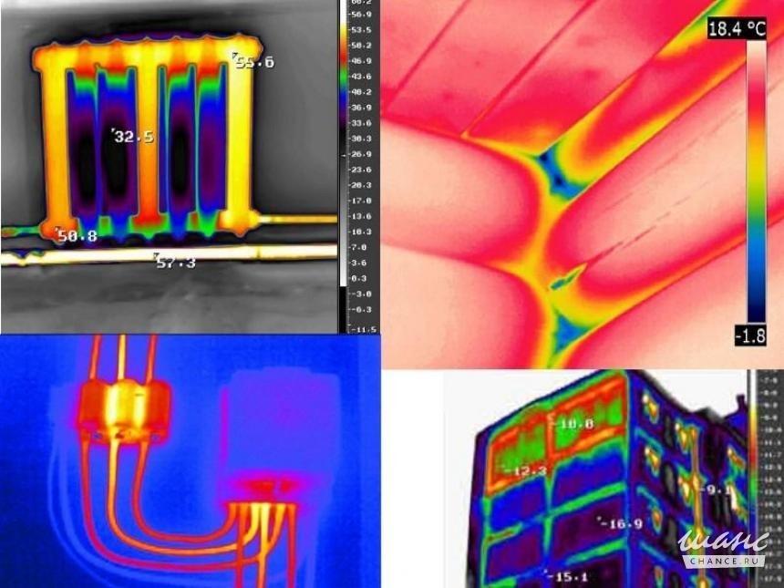 Обследование дома тепловизором - деньги на ветер? когда не нужно заказывать энергоаудит. цена работ для квартиры и дома.