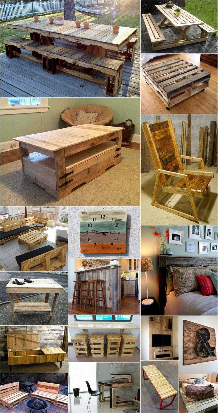Как сделать мебель из поддонов (паллет) своими руками: пошаговые инструкции, схемы сборки и прочее + фото и видео