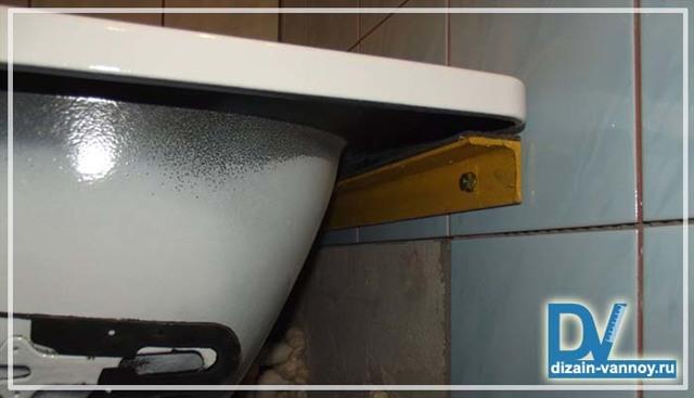 Установка ванны своими руками: пошаговая инструкция по установке современных ванн из различных материалов (80 фото и видео)