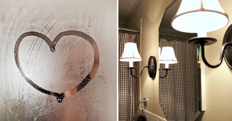 Как сделать, чтобы зеркало в ванной не запотевало: 5 лучших способов