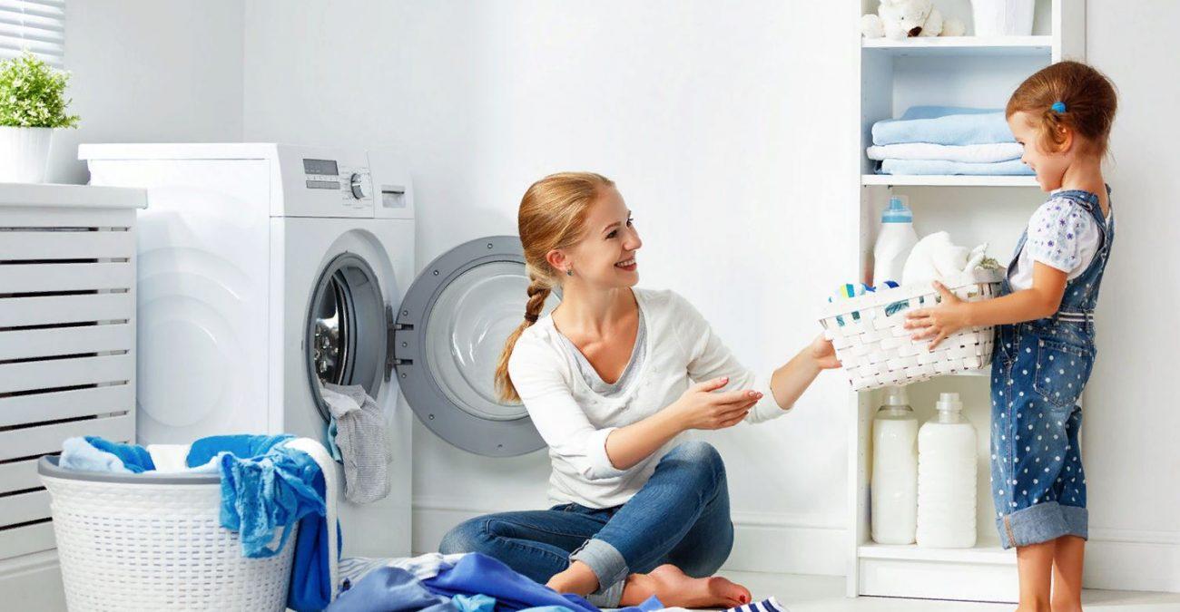 Правильно стираем в стиральной машине: выбор режимов и средств