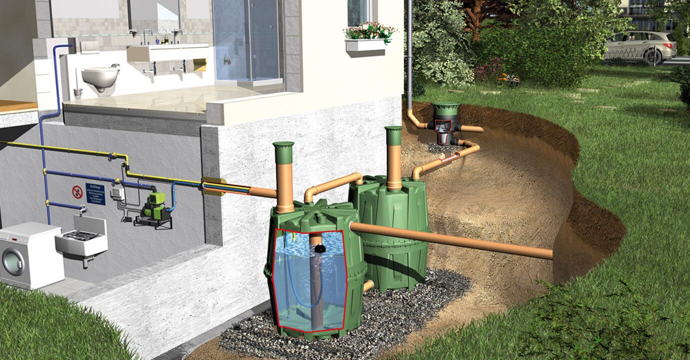 Зачем и как собирать дождевую воду на дачном участке